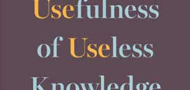 Detail of cover the Usefulness of Useless Knowledge